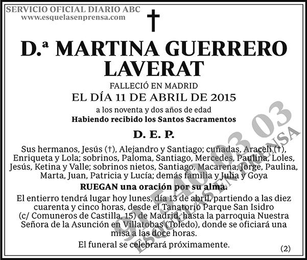 Martina Guerrero Laverat